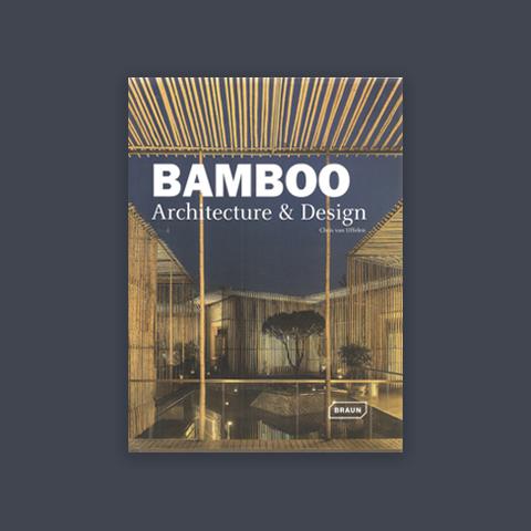 Livro Bamboo Architecture & Design